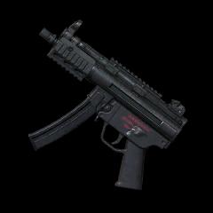 PUBG Mobile วิธีเลือกปืน MP5K