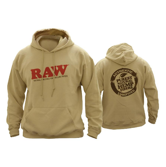 raw men tan hoodie.PNG