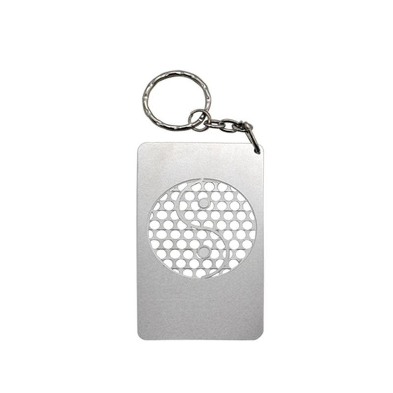 STAINLESS STEEL KEY CHAIN CREDIT CARD SHAPE SHREDDER -4.JPG