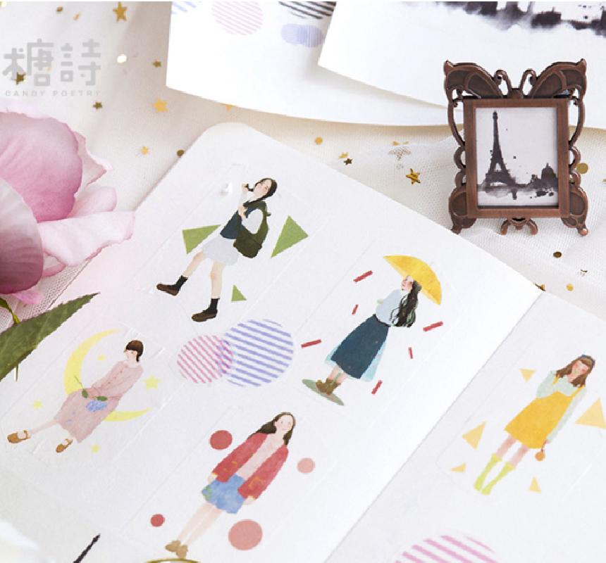 Washi Tape City Girl Series-02.jpg