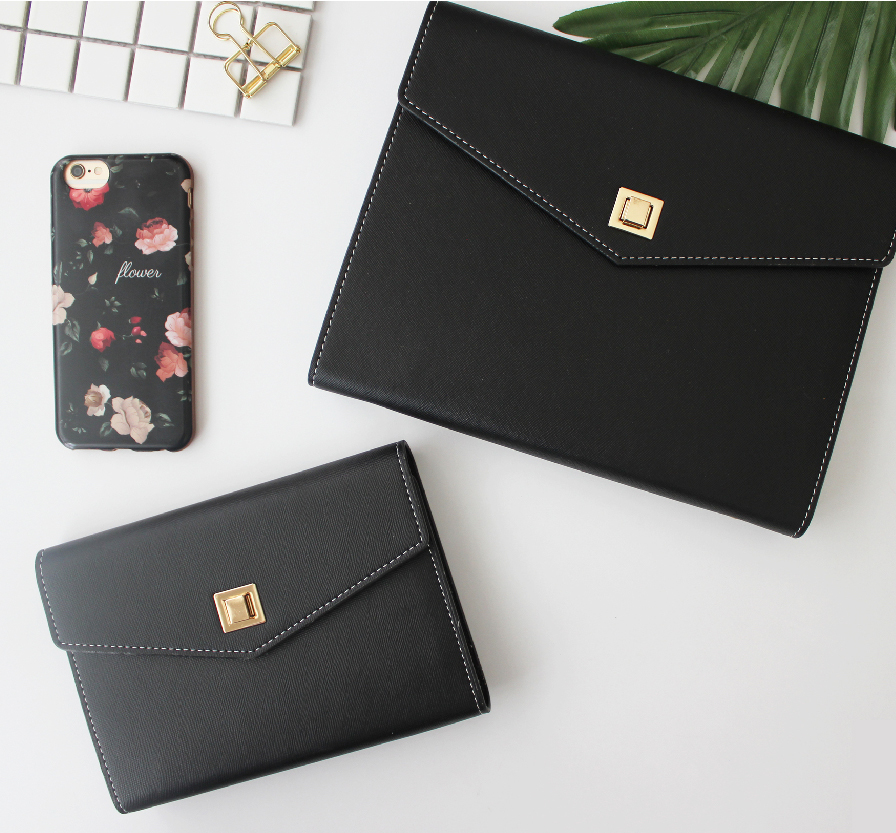 【PICK ME EXCLUSIVE】 Planner Pouch (4 Colors)-02.jpg