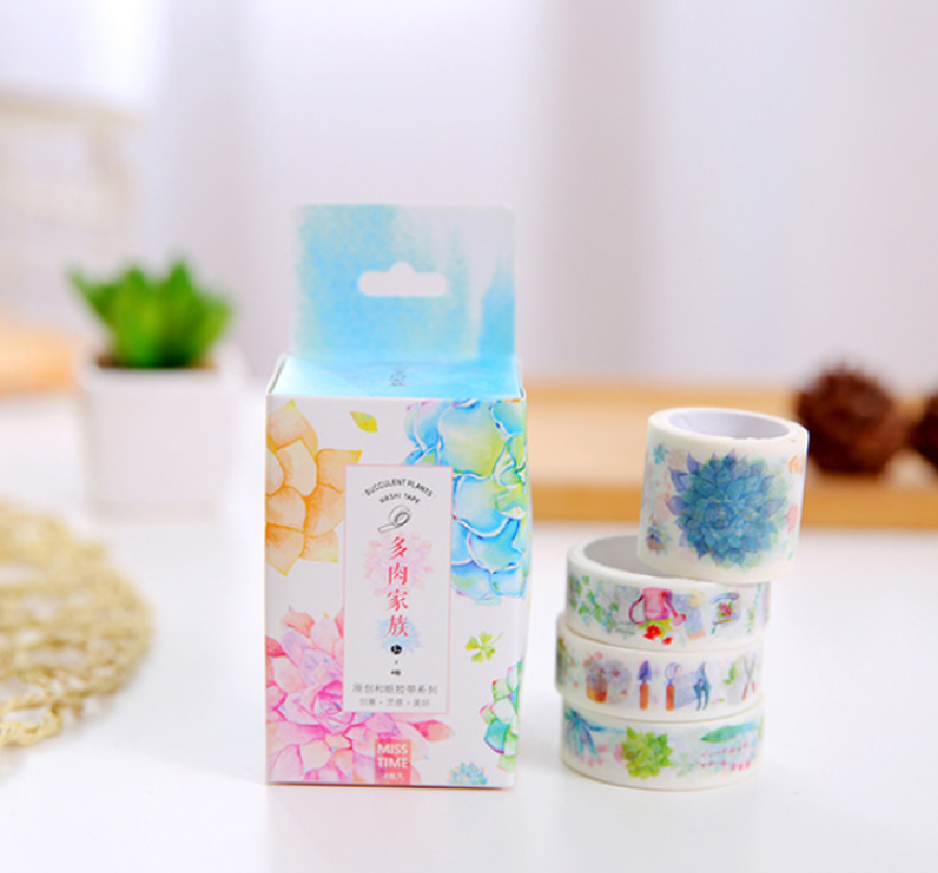 4in1 Washi Tape Succulent Plant-02.jpg