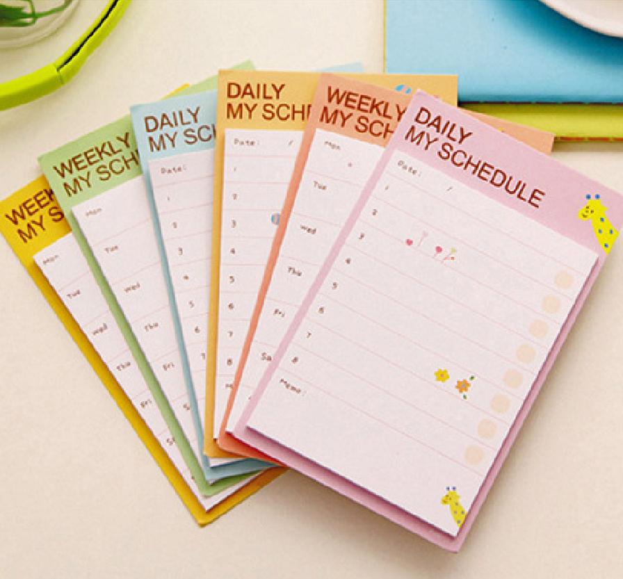 Cute ANIMAL PLANET Daily & Weekly Scheduler-02.jpg