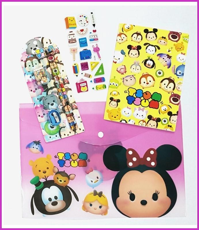 stationery pack tsum tsum.jpg