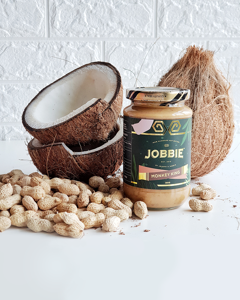 JOBBIE NUT BUTTER - Get fresh handmade peanut butter delivered to your doorstep | NEW