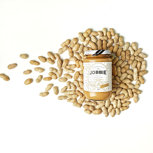 JOBBIE NUT BUTTER - Get fresh handmade peanut butter delivered to your doorstep |  - On Diet