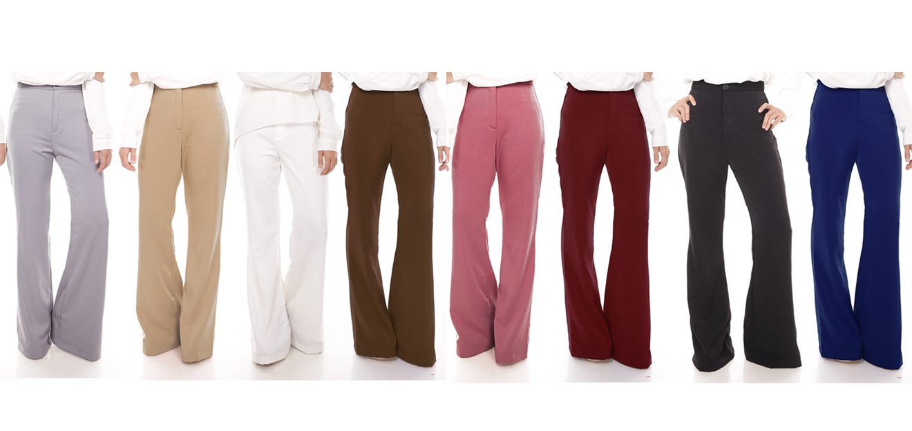 PAPPERS AVENUE : Shop Your Favorite Pants Online! | She's Back!