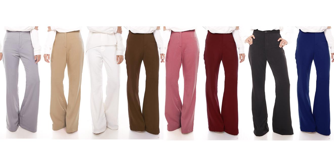 PAPPERS AVENUE : Shop Your Favorite Pants Online! | She's Back!