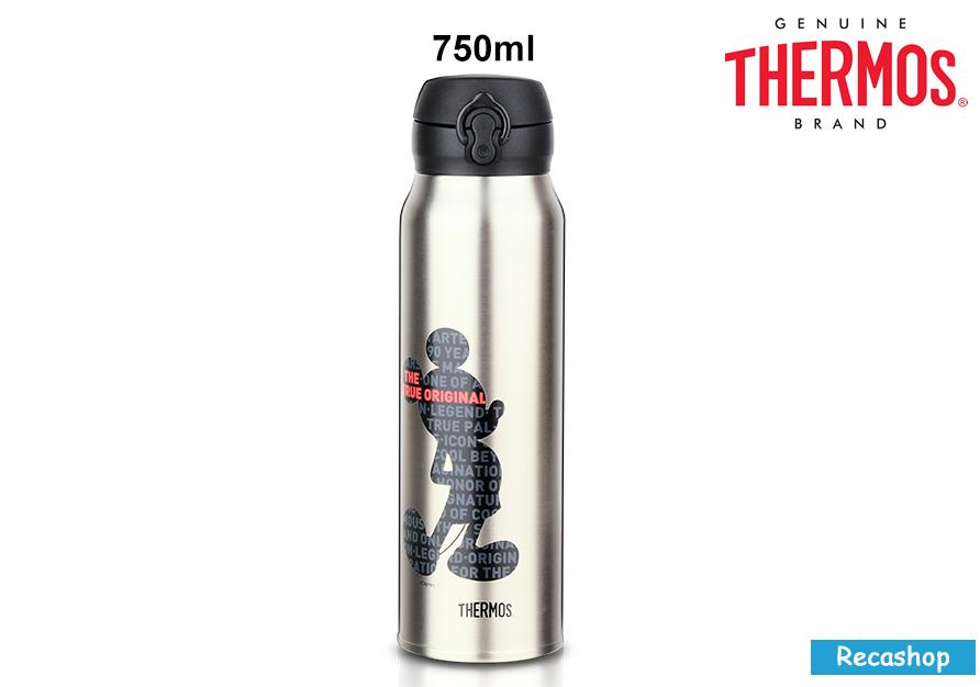 JNL-752DS(SBK)-Thermos 750ml Ultra Loght Flask (Disney-Stainless).jpg