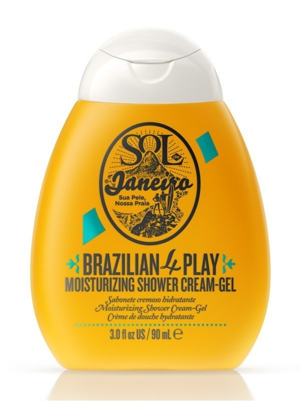 Sol de Janeiro Brazilian 4 Play Moisturizing Shower Cream-Gel 90 ml.jpg