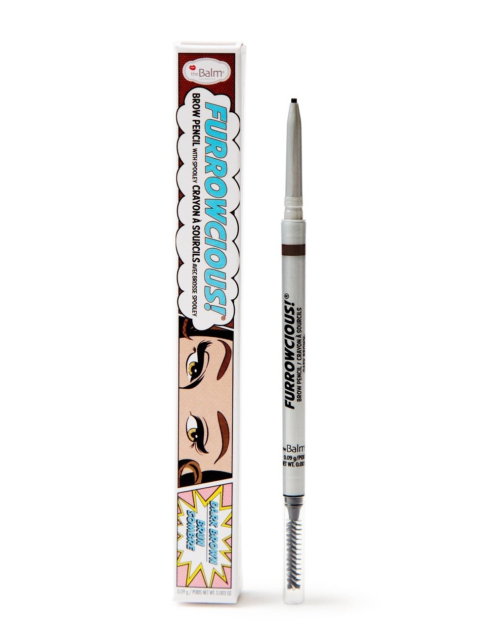 theBalm FURROWCIOUS!® Brow Pencil with Spooley - dark brown.jpg