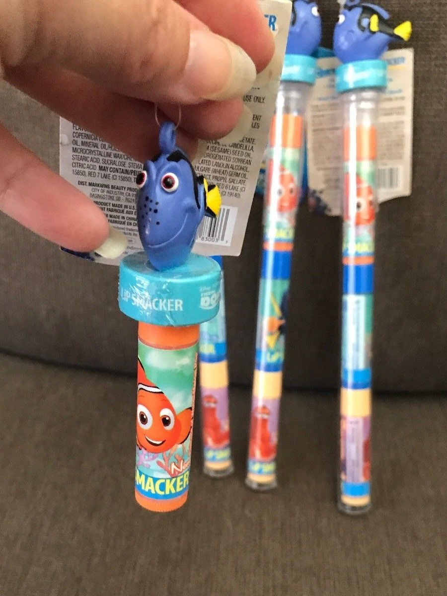 Lip Smacker Finding Dory Lip Balm Cane with Topper - 3 count.jpg