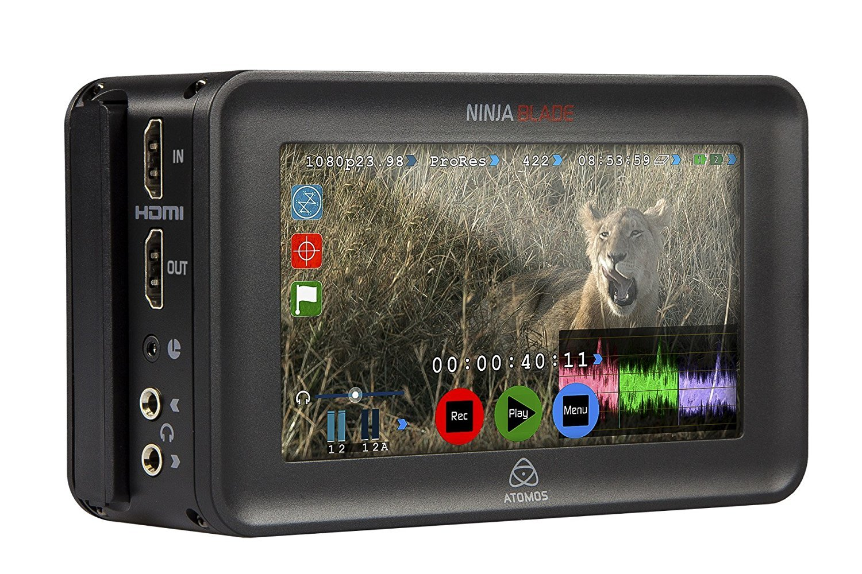 atomos Ninja Blade 5 HDMI On-Camera Monitor.jpg