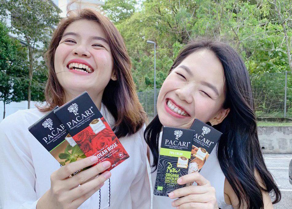Pacari Chocolate Malaysia | World's #1 Dark Chocolate | Reward Yourself with Guilt Free Chocolates