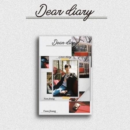 K1033 Yoon Ji sung - Special Album [Dear diary] (Kihno Album).jpg