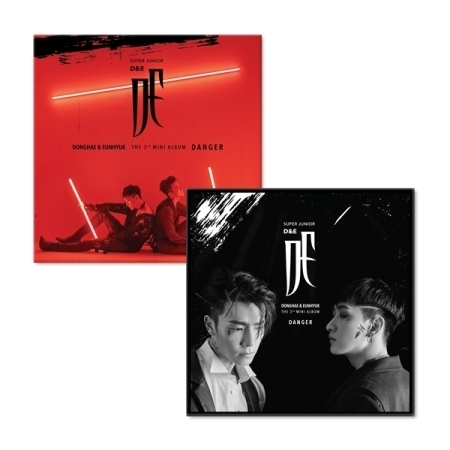 K1035 Super Junior - D&E - Mini Album Vol.3 [DANGER] (Random Ver.) (Kihno Album).jpg