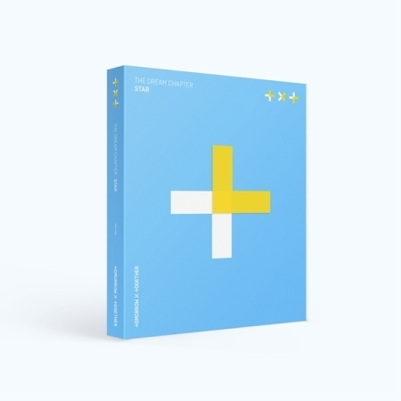 K1039 TXT(TOMORROW X TOGETHER) - Debut Album [The Dream Chapter - STAR].jpg