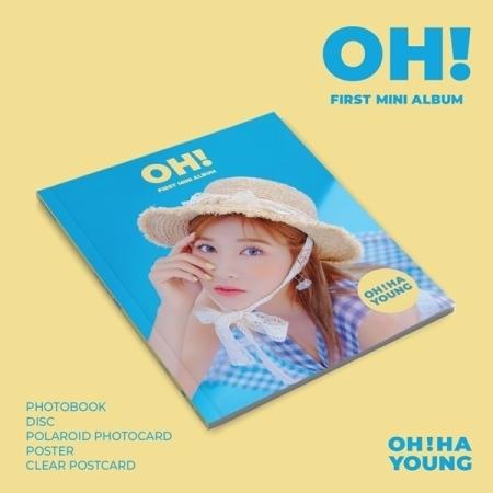 K1067 OH! HA YOUNG - Mini Album Vol.1 [OH!].jpg