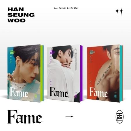 F5330a HAN SEUNG WOO - Mini Album Vol.1 [Fame].jpeg