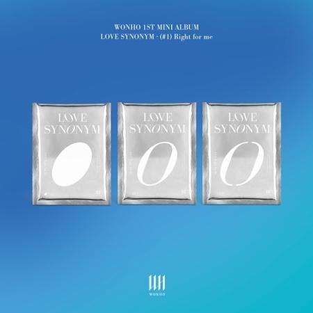 F5338a WONHO - Mini Album Vol.1 [LOVE SYNONYM #1. Right for me]  .jpeg