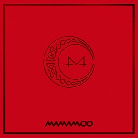 C4457 MAMAMOO - Mini Album Vol.7 [RED MOON].jpeg