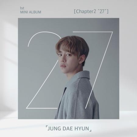 """K1007a JUNG DAE HYUN - Mini Album Vol.1 [Chapter2 """"27""""].jpg"""