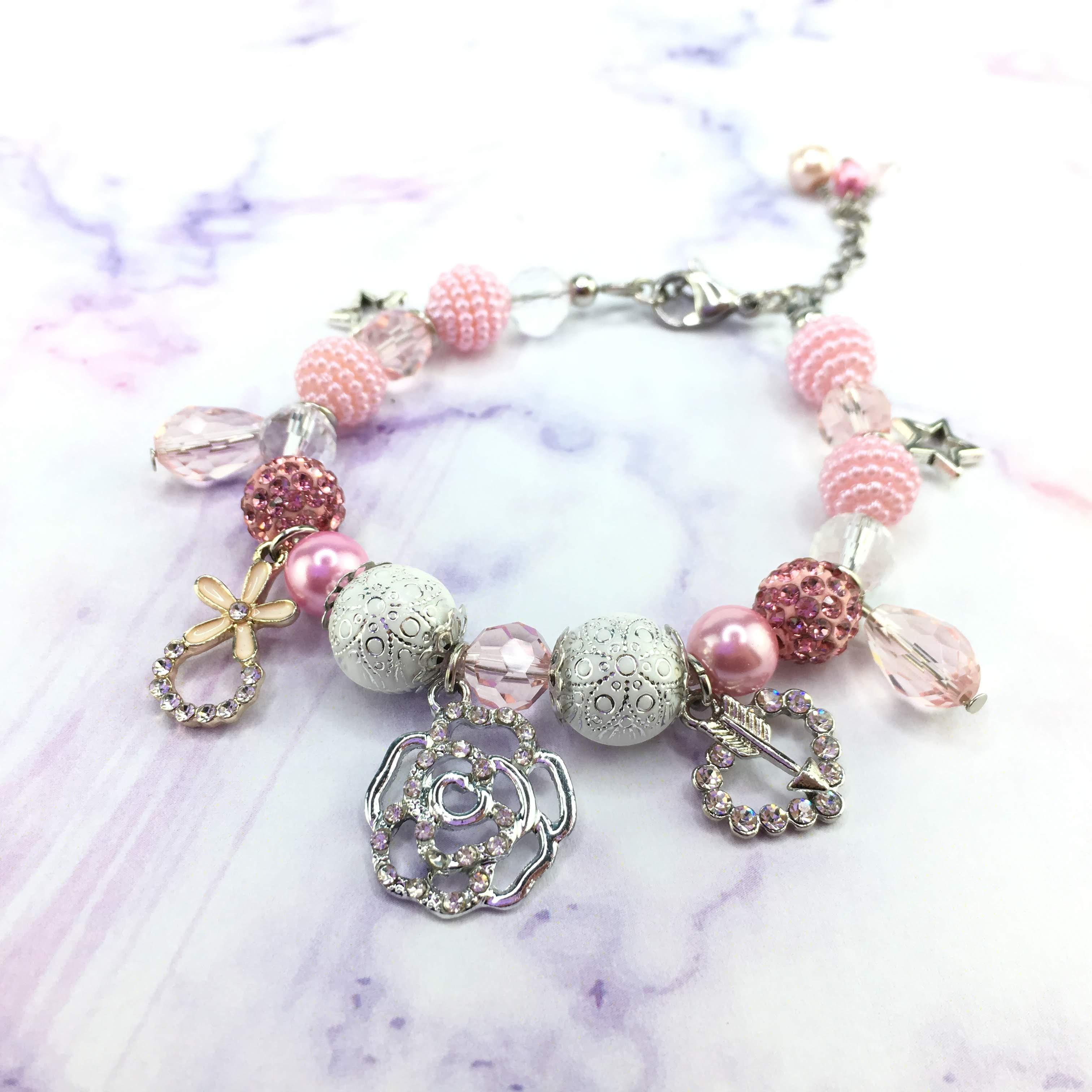 Aurora Pink Bracelet