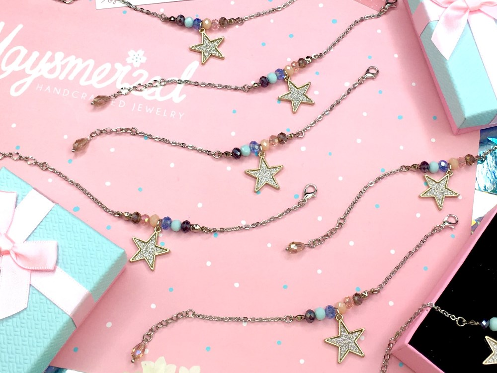 Friends Are Like Stars Custom Friendship Bracelets for Fatin.jpg