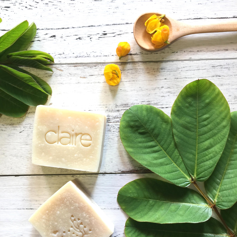 Claire_Patchouli Soap_Eczema Care