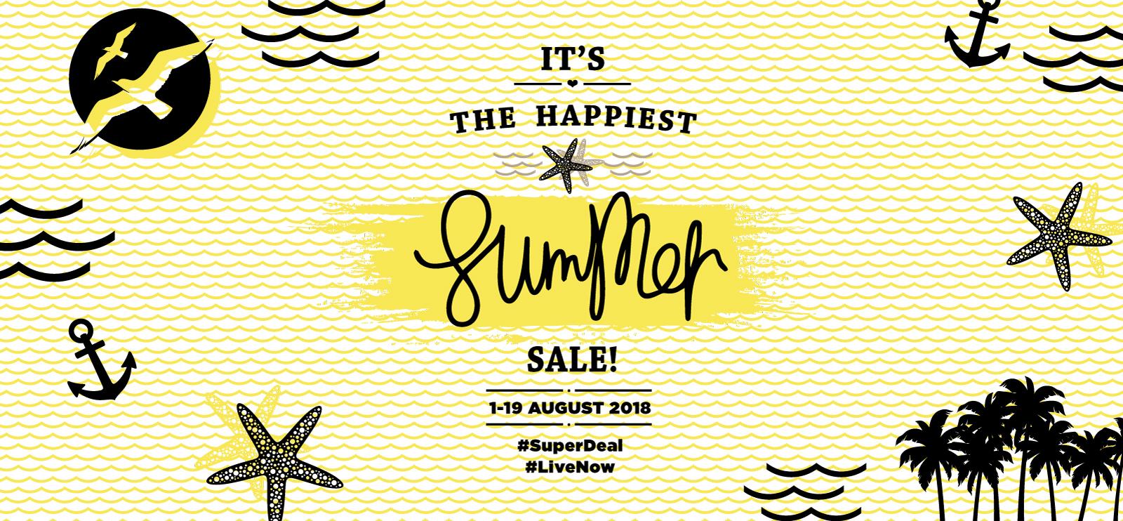 It's Summer Sale!