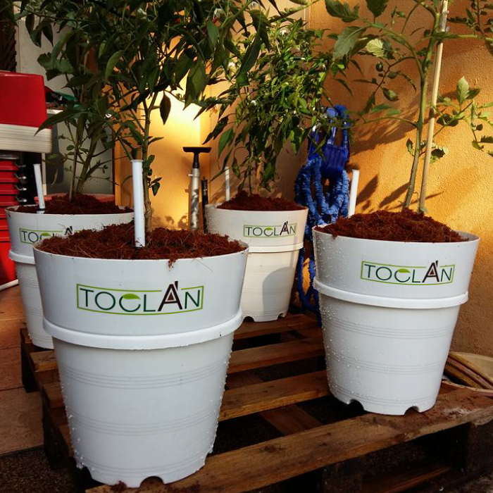 Toclan Asia | Urban Farming Specialist | Collections - Pot