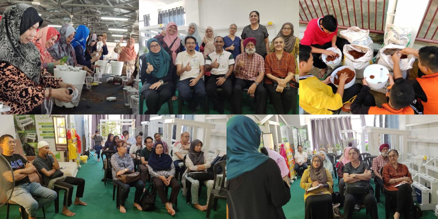 Toclan Asia | Urban Farming Specialist | Join Our Workshop