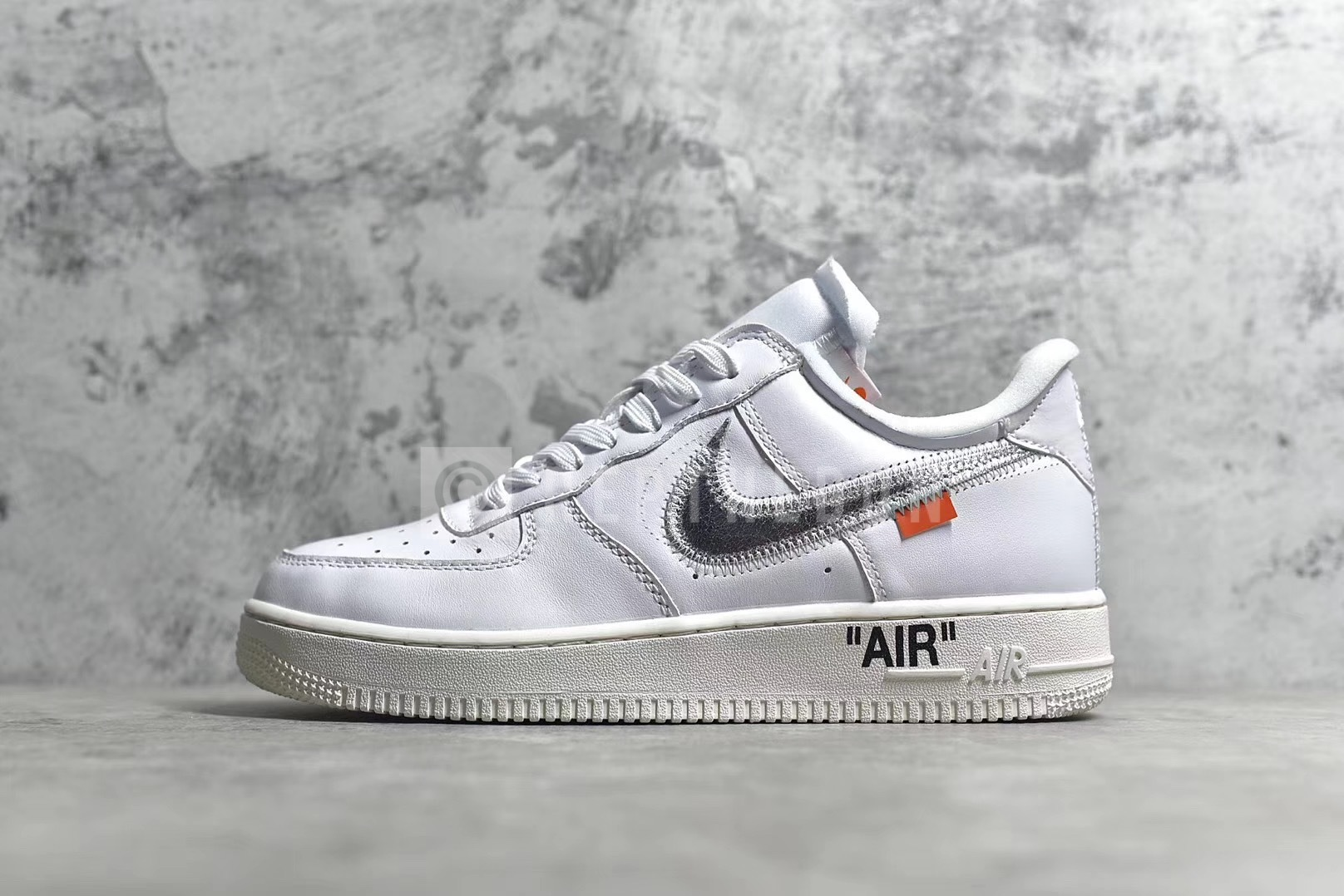 OFF-WHITE X AF1 Complexcon – REPTHEDON