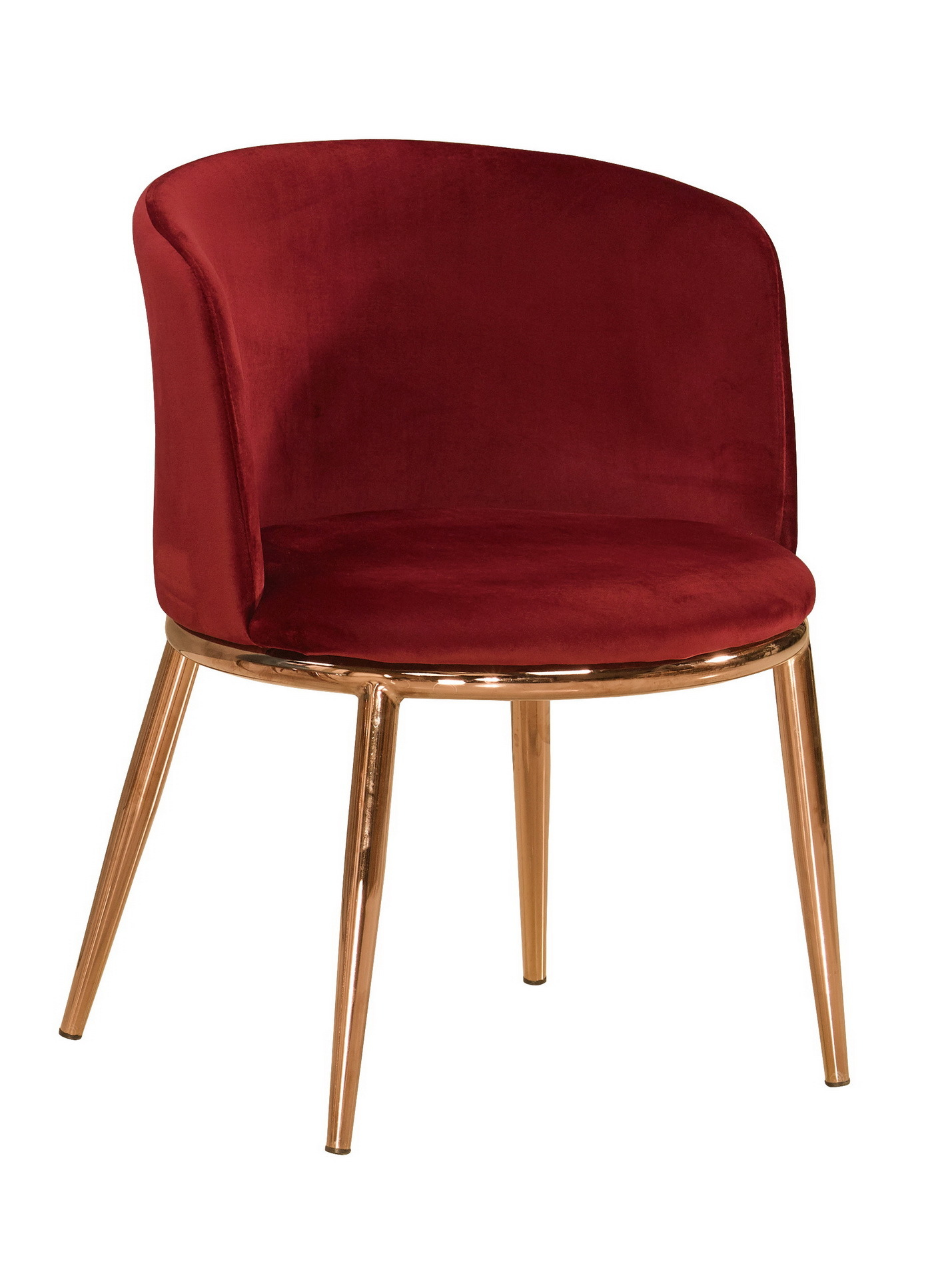 530-6 羅蘭餐椅(紅色布)(五金腳).jpg