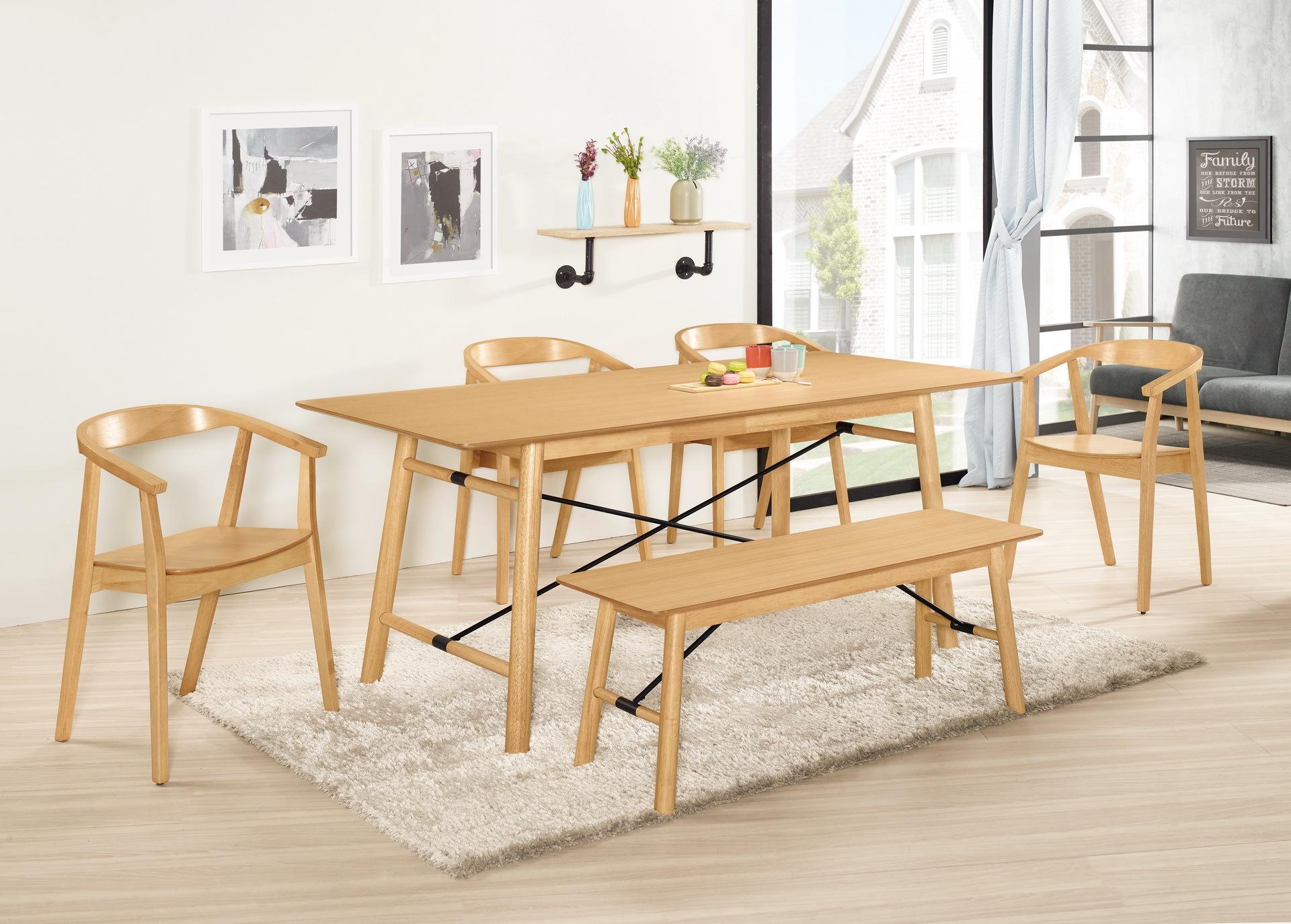 446-1 布雷登6尺餐桌+527-4+540-1.jpg