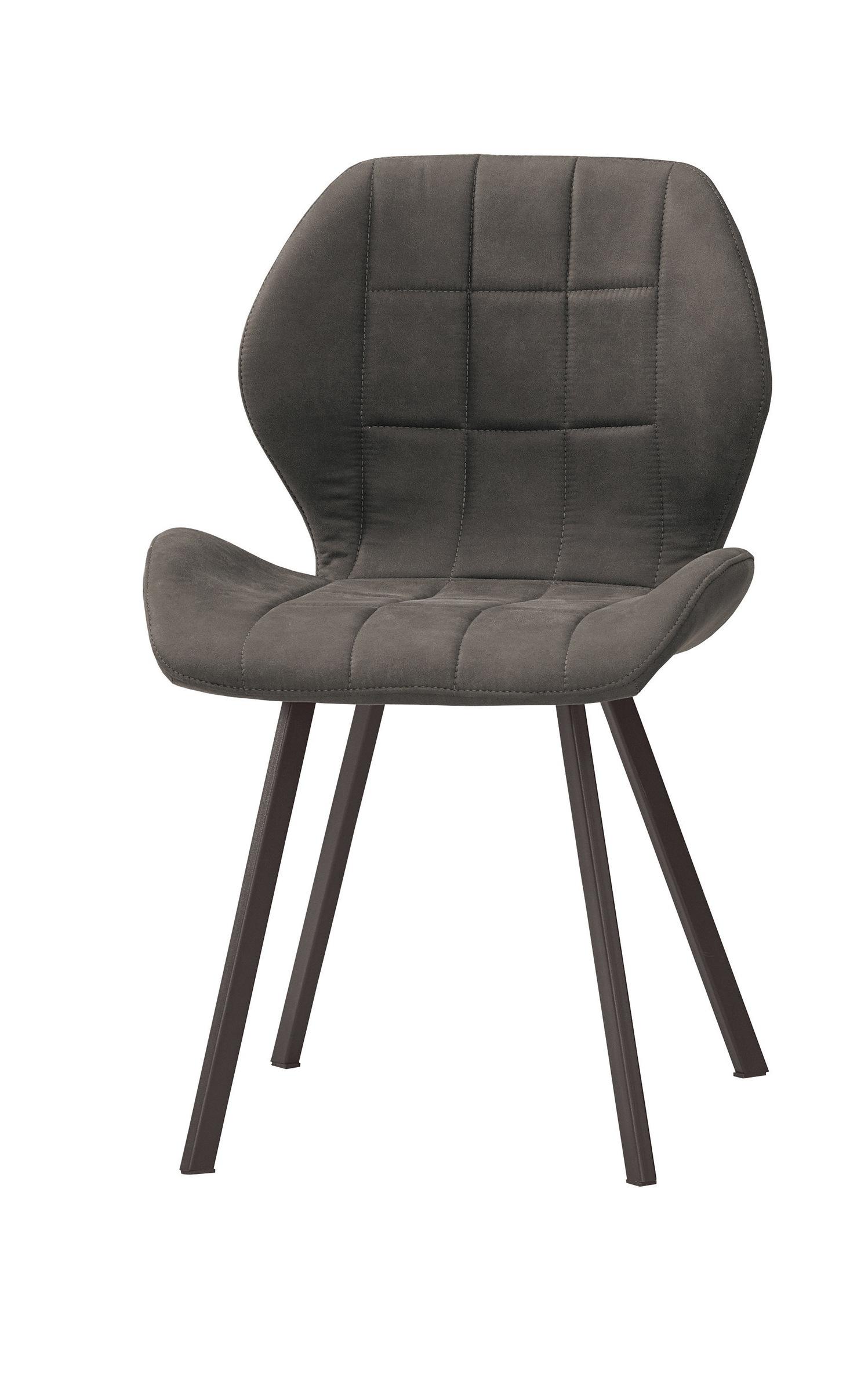 518-9 伯頓餐椅(灰色皮)(五金腳).jpg