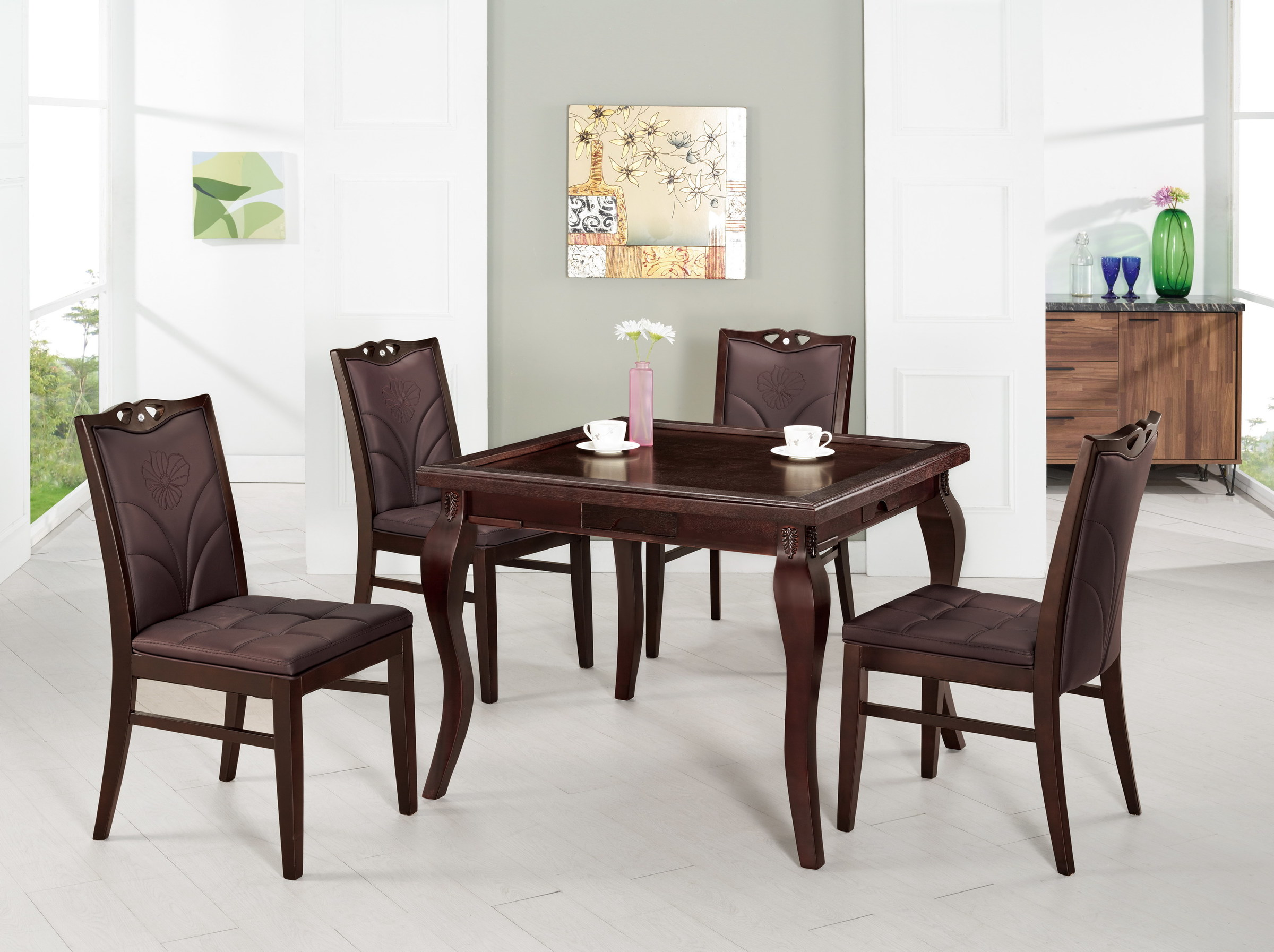 510-2 安妮德3.2尺餐桌兼麻將桌+514-14.jpg