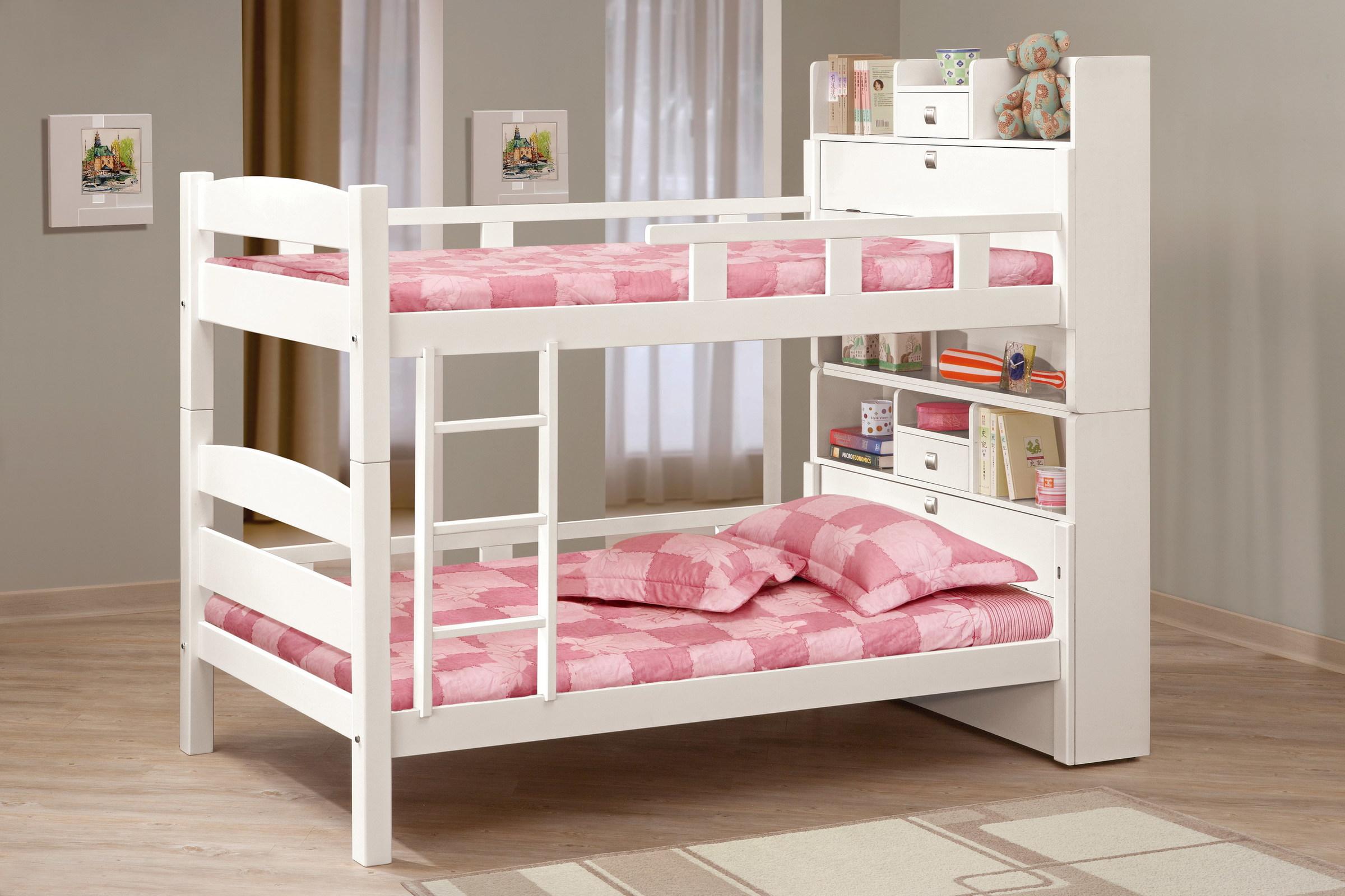 186-5 洛克3.5尺白色多功能雙層床.jpg