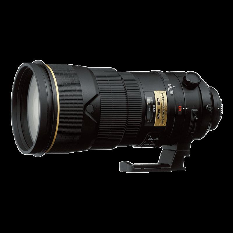 Nikon AF-S Nikkor 300mm f_2.8G ED VR.png