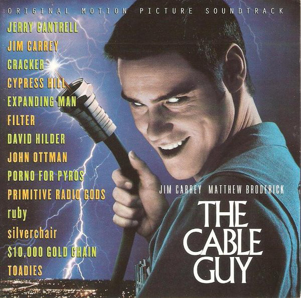 VARIOUS ARTISTS The Cable Guy OST CD.jpg