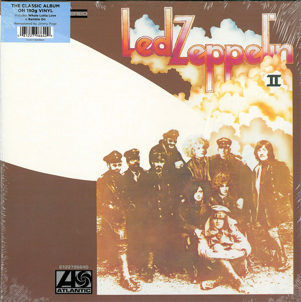 LED ZEPPELIN Led Zeppelin II LP.jpg