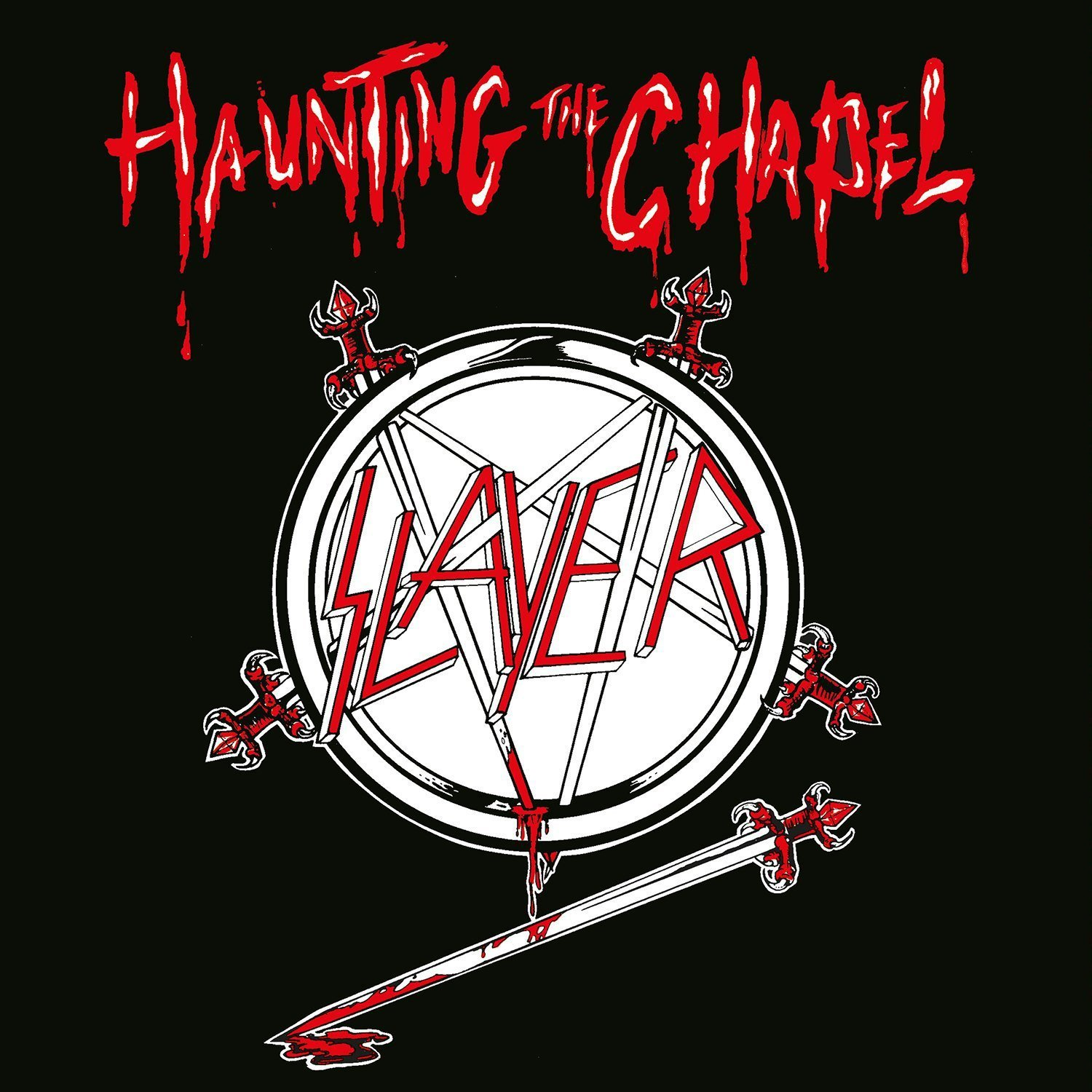 SLAYER Haunting the Chapel (45 RPM, EP, Reissue, Remastered, 180gM) 12 EP.jpg