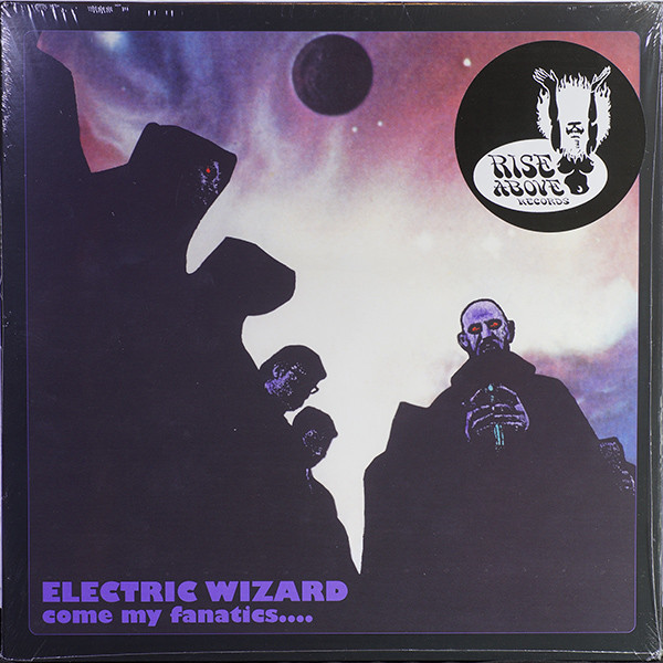 ELECTRIC WIZARD Come My Fanatics... (Limited Edition, Reissue) 2LP.jpg