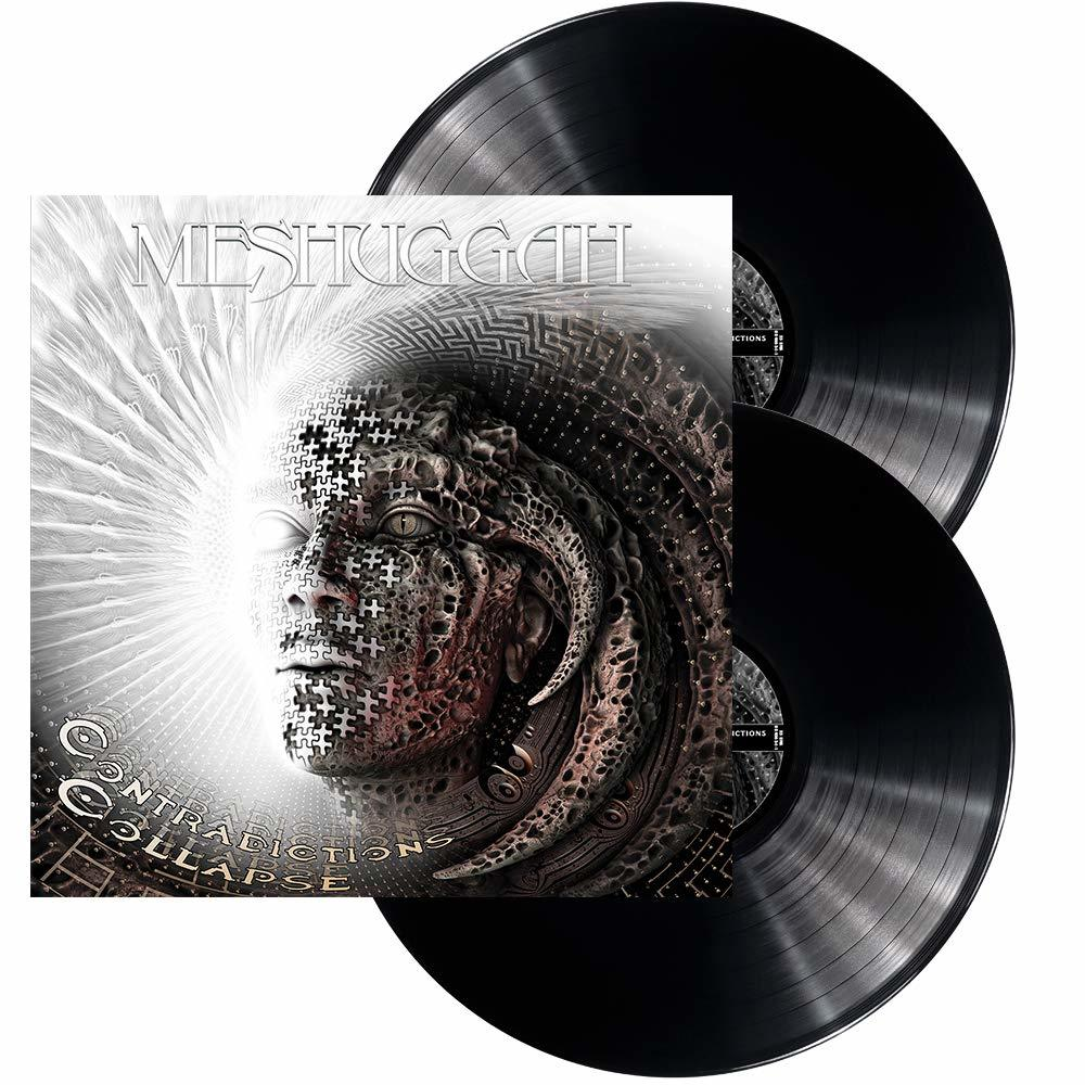 MESHUGGAH Contradictions Collapse (Limited Edition, Reissue, Remastered) 2LP.jpg