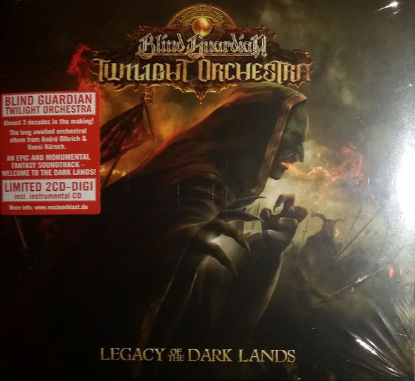 BLIND GUARDIAN TWILIGHT ORCHESTRA Legacy Of The Dark Lands (Limited Edition, Digipak) 2CD.jpg