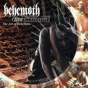 BEHEMOTH Live ΕΣΧΗΑΤΟΝ The Art Of Rebellion CD.jpg