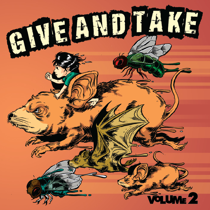 VARIOUS Give & Take Vol. 2 CD.jpg