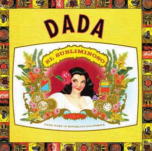 DADA El Subliminoso CD.jpg