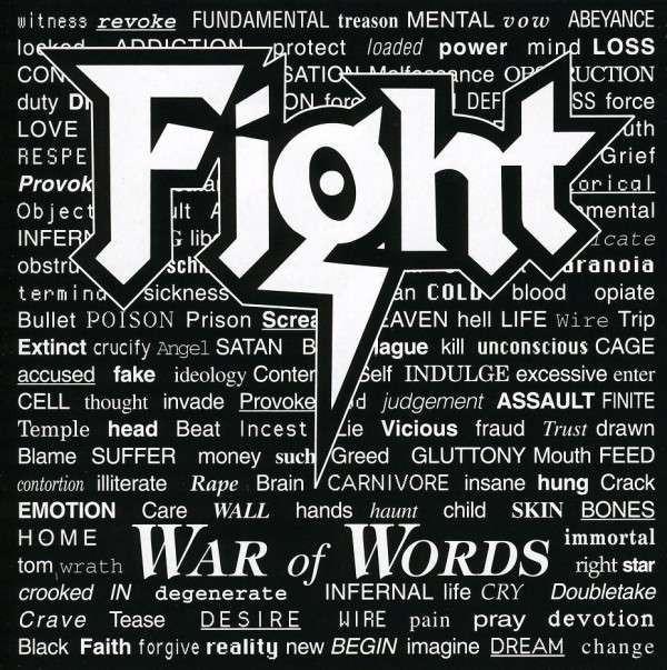 FIGHT War Of Words CD.jpg