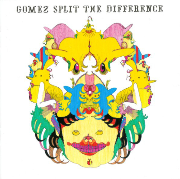 GOMEZ Split The Difference CD.jpg